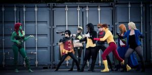 DC: Fight-o! by MalouMagnificent