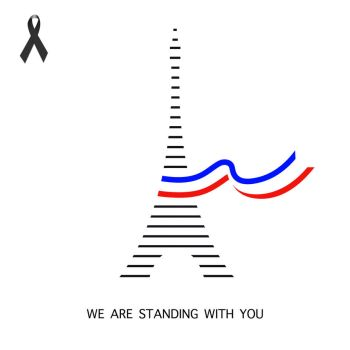 We Are Standing With You by imanwow