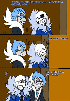 tape on the doorway prank PAG 2 by zeroa5raven