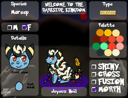 Noel Reference Sheet (OLD) by Night-Chimeras-Cry