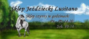 Sklep Lusitano Baner by Aiclo