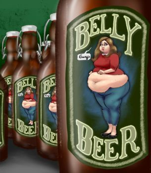 Belly Beer by beltpop