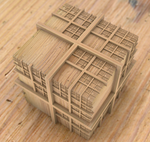 Fractal crate 2 by Theli-at