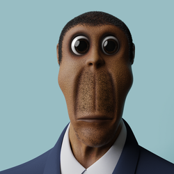 Obunga 4K HD remaster deluxe anniversary edition by GabeIsArtistic