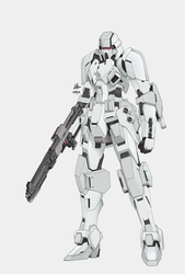 Imperial Mobile Suit (mass-produce type) by wdy1000