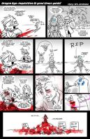 Dragon Age Inquisition: AI Good Times by savagesparrow