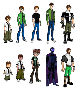 Ben 10 by BrendanBass