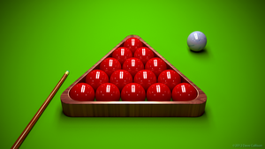 Snooker Revisit by TheBigDaveC