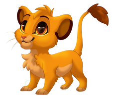 Tiny King by Lyra-lions