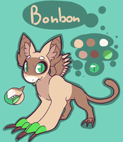 Bonbon (to be updated) by DoomsdayGroxy