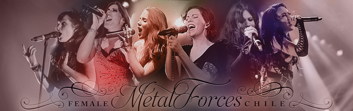 Female Metal Forces #1 by brockscence