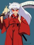 InuYasha for Wolfiegirl3005 by LeapingLamb