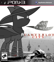 Mare-Do-Well: Canterlot City by nickyv917