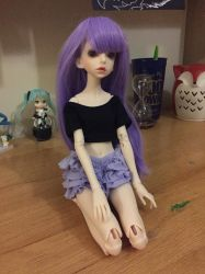 Ball-Jointed Doll: Opal - #3 by Jellyfish-Magician