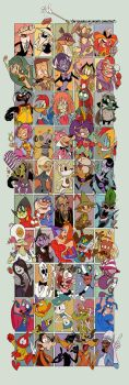Can You Guess All Characters 2 by Themrock