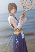 Yuna Cosplay (Male Version) - Please Remember by DakunCosplay