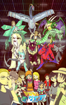 Digimon Gaia by ashflura