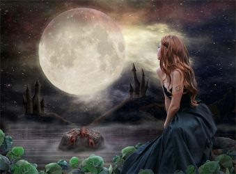 Moon in cancer by Karyl-Delta