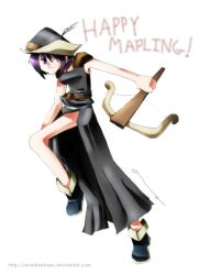 Happy Mapling by SaveTheETrees