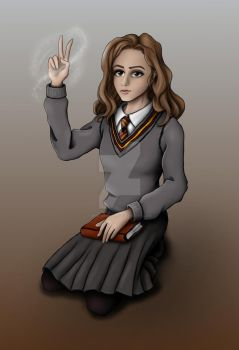 Hermione 0001 by Miss-Granger