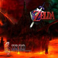 Ocarina of Time Album Cover by spartanz91