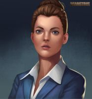 Business Woman by Rumbee