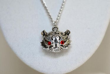 Eye of the TIgress Necklace by MonsterBrandCrafts
