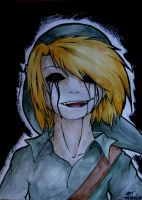 Ben DROWNED--Creepypasta time!#8 by RedDecadence