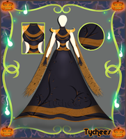 Outfit Adoptable (Auction) #38 OPEN!!! by Tychees