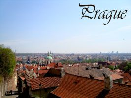 View of Prague by RoverBlitz