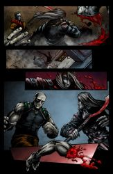 Bloodlust 2. , page 4 by BloodlustComics
