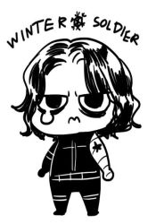 Winter Soldier by Zoo-chan