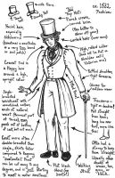 Les Mis Fashion Cheat Sheet by AnneCat