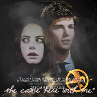 THG: she come here with me by AliceCullen88