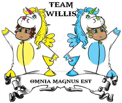 TEAM WILLIS by CrimsonBlack