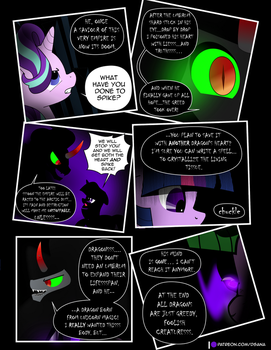 The Shadow Shard Page 59 by dSana