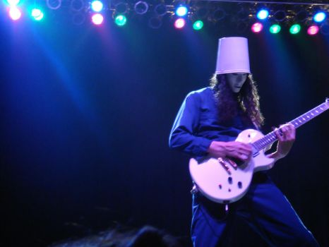 2 buckethead national 10-14-08 by swolfy