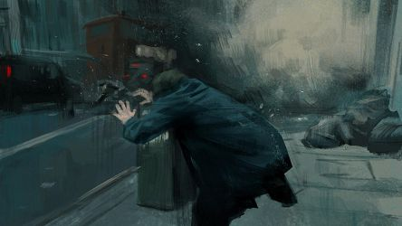 1hr Study - Children Of Men 04 by tobiee