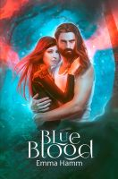 Book Cover III - Blue Blood by MirellaSantana