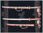 [Close]  Adoptable Weapon Auction 39 by LifStrange