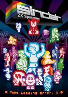 ZX Spectrum by capdevil13