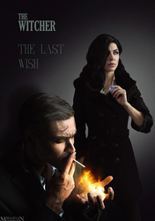 The Witcher - Noir - The Last Wish by MilliganVick