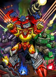 MTMTE 28 Colors by zodberg