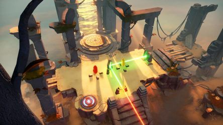 Archaica: The Path Of Light  - Islands, Therms by MarcinTurecki