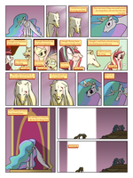 FiM TNtMD - Page 74: The Monster Rage-Quits by ArofaTamahn