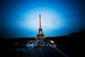 Effiel Tower by Nohition