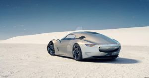 Citroen EVE concept 8 by cipriany