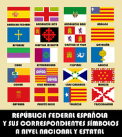 Federal Spain, 1873 by Silas-Coldwine
