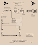 Wiring diagram 1963 Valiant reverse Lights by UnicronHound