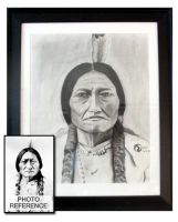 Sitting Bull by ce3Design